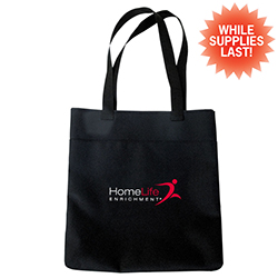 HOMELIFE ENRICHMENT TOTE BAG